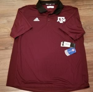 NWT Adidas Men's ATM Polo Shirt
